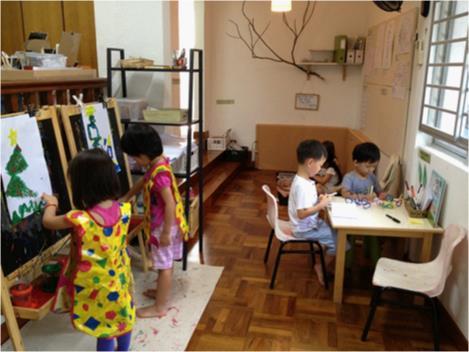 Between Two Trees Preschool - Learning Opportunities