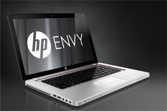 Silver Finish - Hp Envy 15