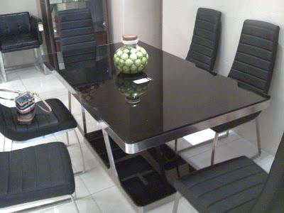 Dining Table Set - Rustica Dinning Table Set