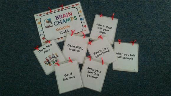 Brain Champs Kindergarten Childcare Centre - Social Skills