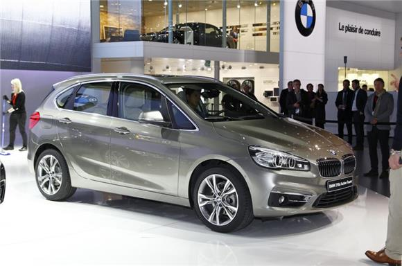 With High Level - Series Active Tourer