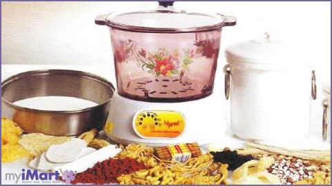 Nutritional Value on Invaber - Electronic Herbal Steamer Double