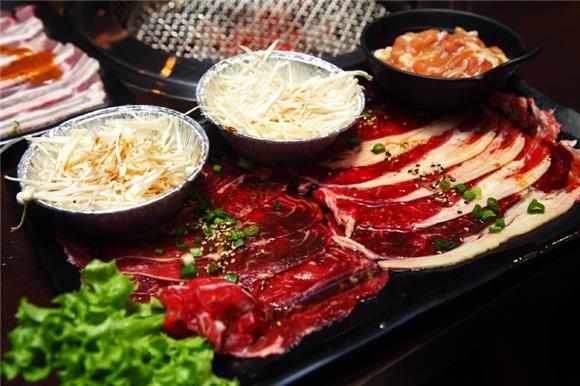 Usually Served - Rocku Yakiniku Japanese Charcoal Grill