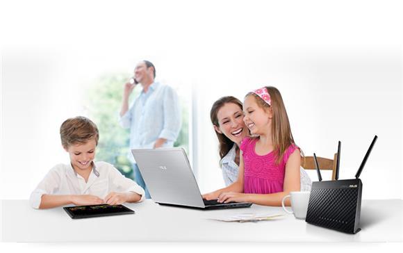 Tasks Like Web Browsing - Asus Ac1900 Dual-band Wi-fi Gigabit