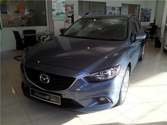 Planning Go - New Mazda 6