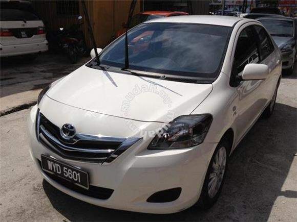 toyota vios on invaber full service record with service auto