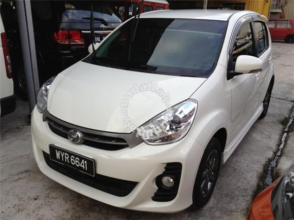 perodua myvi on invaber full service record with service 19mm