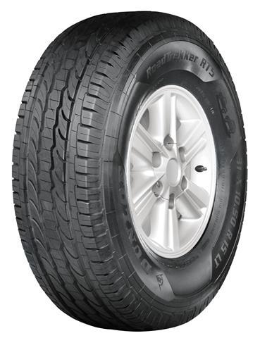 Contact With The Road - The Dunlop Roadtrekker Rt5
