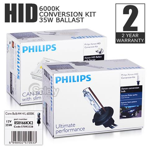 The Genuine - Hid Conversion Kit