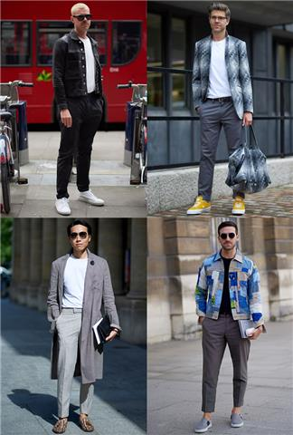 Simple Styling - Street Style Trends Mens Fashion