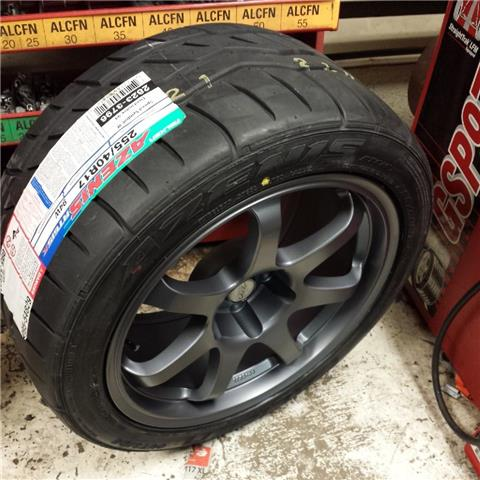 Road Condition - Performance Tyre Falken Azenis Rt-615k