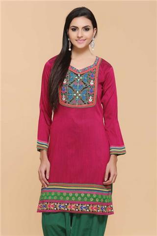 Andaaz Fashion Uk - Cotton Printed